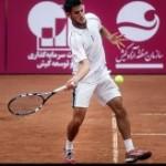 آغازمسابقات جام حذفی تنیس باشگاه های کشور در کیش