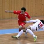 رقابت های فوتسال جام مناطق آزاد درکیش